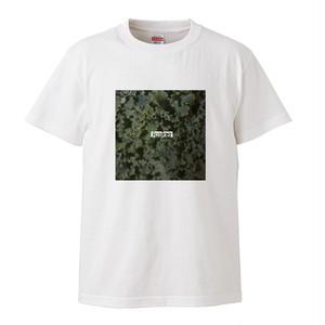 【Kales】T-shirt / White