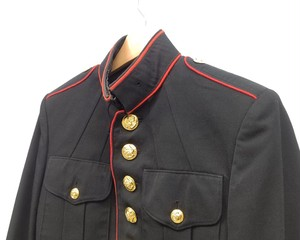 USMC Coat,Man's Marine Corp.Dark Blue Shade 2312 アメリカ海兵隊 式典用制服