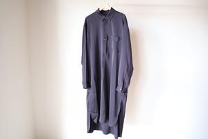 『Ithe』No.06-22-GS-F グランパシャツワンピース