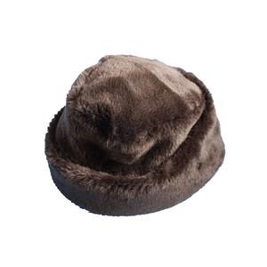 FUR CAP (COMESANDGOES)