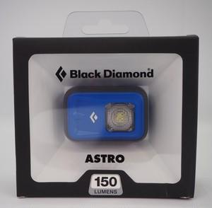 【BLACK DIAMOND】ブラックダイアモンド【ASTRO】アストロ デニム(ブルー)