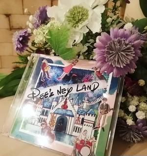 CD「DEE'Z NEY LAND」ー Mr.DEE & FRIENDS