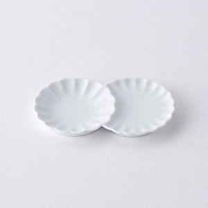 太白 小分け菊皿