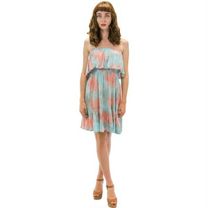 Angels by the sea/ Moana Short Dress In Smoke