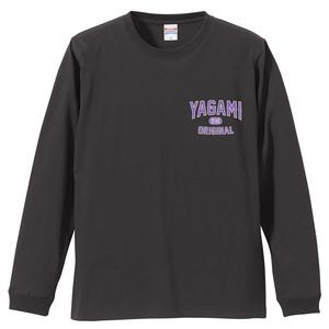 YGM classic logo L/S T-shirt (Black)