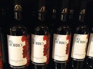 エクアドル No.1 赤ワイン「Dos Hemisferios ドス・エミスフェリオス」