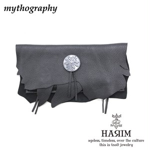 mythography Deer Skin Pouch