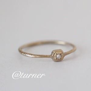 【 Turner 】スクエアダイヤリング