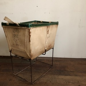 Vintage Cotton Basket