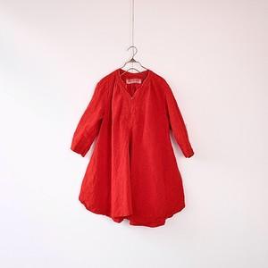 Chemise de garçon Berger  col. Red