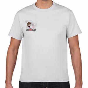 MARRIAGE(胸) Tシャツ ホワイト