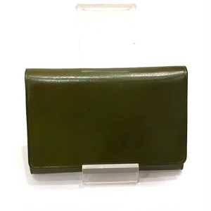 Card case Green