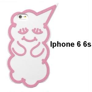 candies キャンディーズ Sleepie iphone 6 6s case iphone6s ケース オシャレ おもしろ シリコン キャラ ブランド