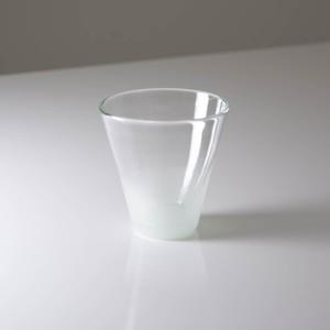 叢雲三角グラス / クリア