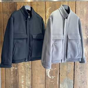 Milok / PROOF ARMOR WOOL ZIP BLOUSON size46(M)