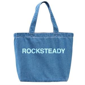 ROCKSTEADY デニムトートバッグ