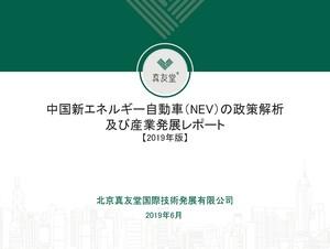 中国新エネルギー自動車(NEV)の政策解析 及び産業発展レポート【2019版】