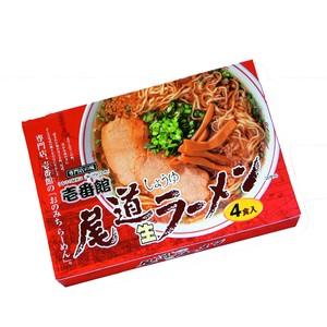 壱番館 尾道生ラーメン(4食入)
