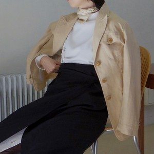 DKNY linen jacket