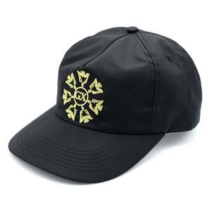 GX1000 DOVE 5P HAT BLACK
