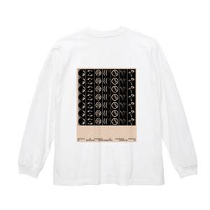 RDC 2020 KV L/S T-shirt White / Right Orange / Black