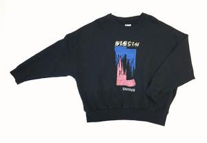 2-201-620 WLS SWEAT [BLACK]