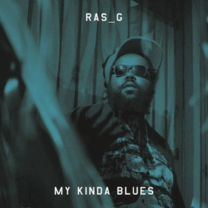 【ラスト1/LP】Ras G - My Kinda Blues