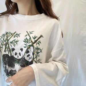 remake ロングスリーブTシャツ(MARY-ANNE)