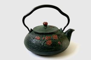 南部鉄器 鉄瓶 しののめ 抹茶 0.5L