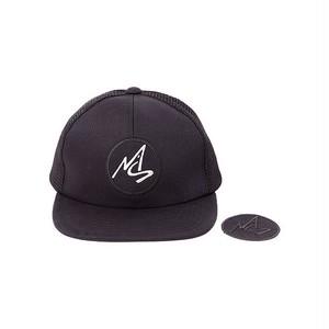 MASSES MESH CAP LOGO WHITE / 11820010