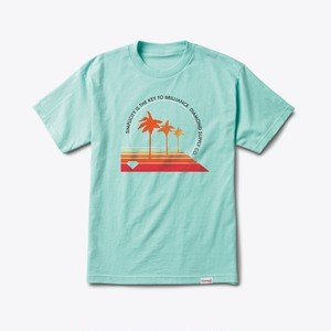 Diamond Supply Co. - PALM VIBES tee