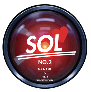 HAL  NO.2(WE LOVE SOL!) Tee