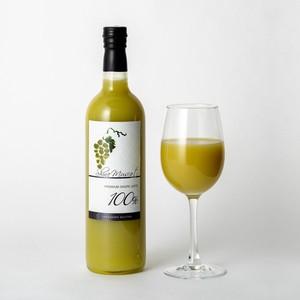 【送料無料】 プレミアムライン シャイン・マスカット 果汁100%ストレート最高級ぶどうジュース720ml