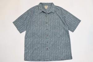 USED L.L.Bean S/S shirt -Large 01100