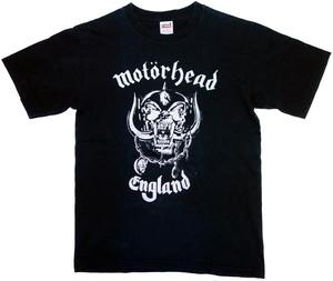 00s 【S】 motorhead T-SHIRT
