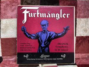 米盤フルトヴェングラー フランク交響曲