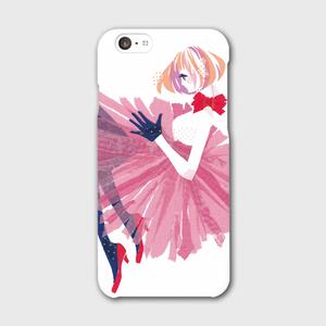 iPhone6ケース■赤いチュチュ