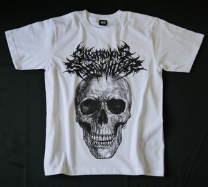 The Defleshed T-shirt White
