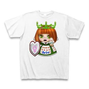 Irieタロットカード女帝サンキューTシャツ