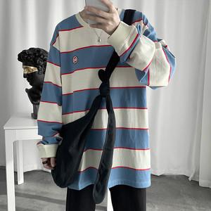 《BLUE RANKING NO.6》long t-shirt BL4297