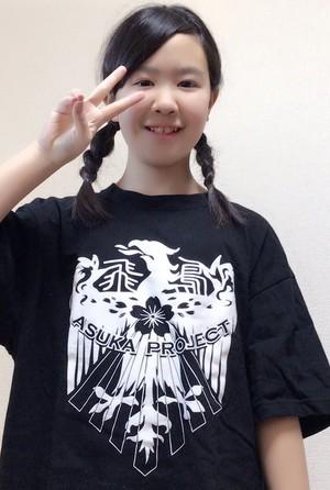 ASUKA PROJECT ロゴTシャツ