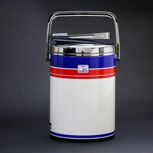 昭和レトロ 象印 魔法瓶タイプのアイスジャー 1.25L (367)