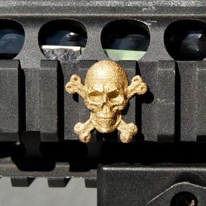 クロスボーンバッジ [Crossbone badge]