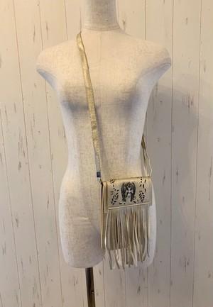 バッグUSAインポート / Fringe Shoulder Bag