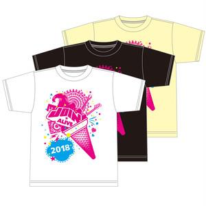 JOIN ALIVE 2018 TシャツA