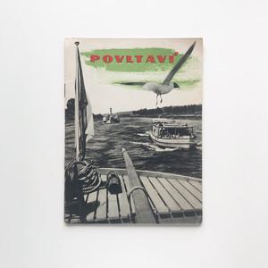 チェコ「povltavi」の観光ガイド本