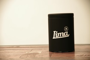 LIMA COFFEE CAN BLACK