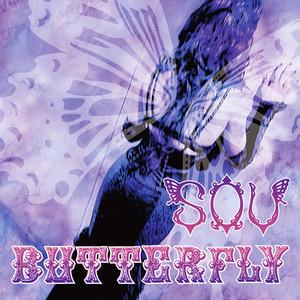 【CDアルバム】SOU「BUTTERFLY」【送料無料】