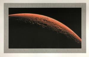 アートパネル 火星 NOVA-GRAPH
