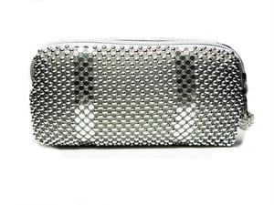 SUGAR pouch Silver